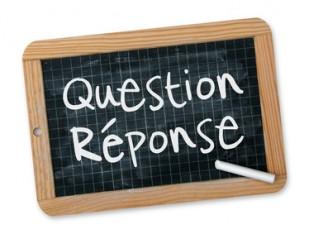Question / réponse